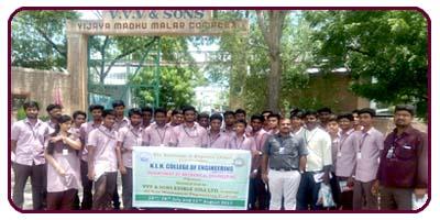 Department of Mechanical Engineering ::: KLNCE